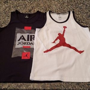 Air Jordan Tanks